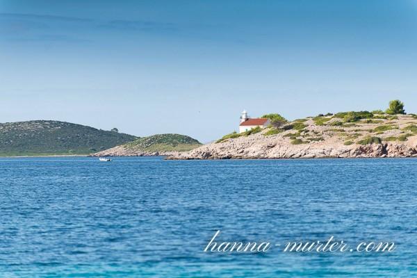 murter island