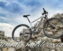 Radfahren rund um Murter