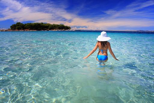 Beaches-Murter-Murter-Slanica